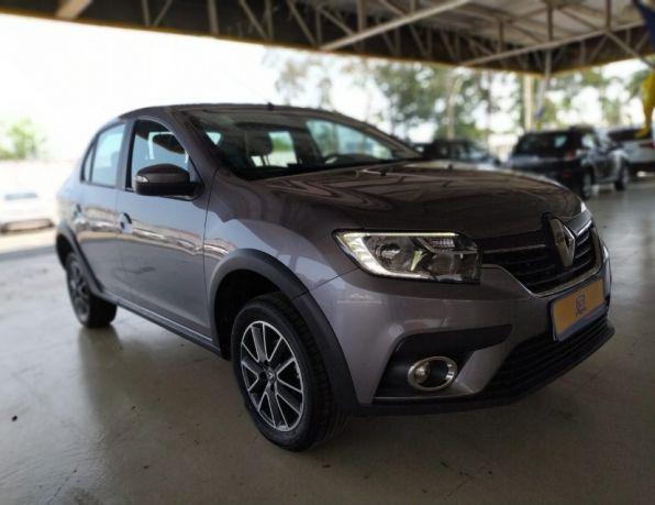 Renault logan iconic flex 1.6 16v 4p aut. flex - gasolina e