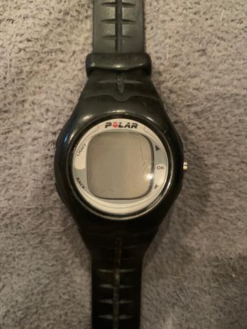 Relógio monitor polar f6