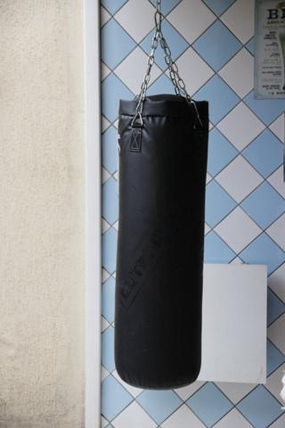 Saco de pancada (boxe e muay thai)