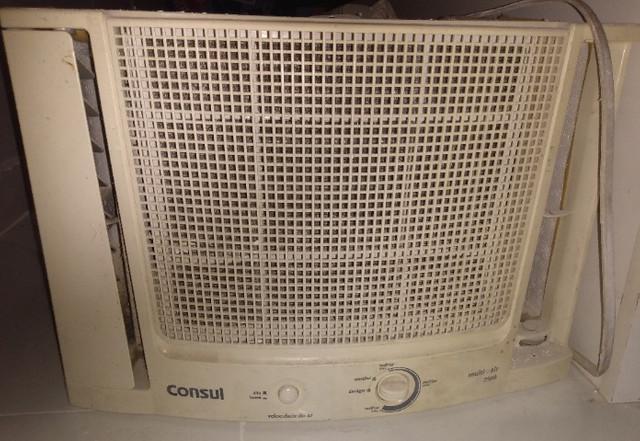 Vendo ar condicionado janela 7500 btus