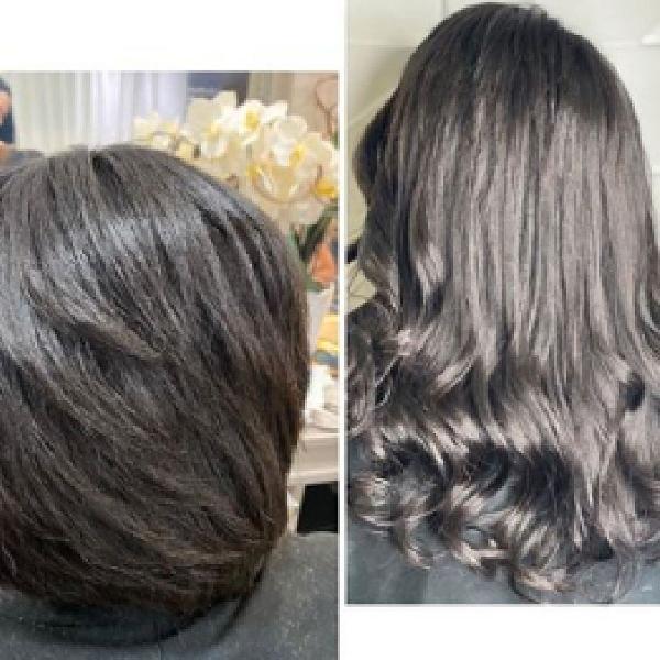 Mega hair cabelo 100% humano