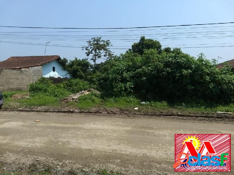 Terreno Lote Inteiro (10x30,5mts) R$70.000,00 em Mongaguá na Mendes Casas 1