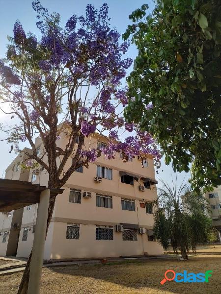 Vendo apartamento com 2 quartos no residencial paiaguás quadra 5