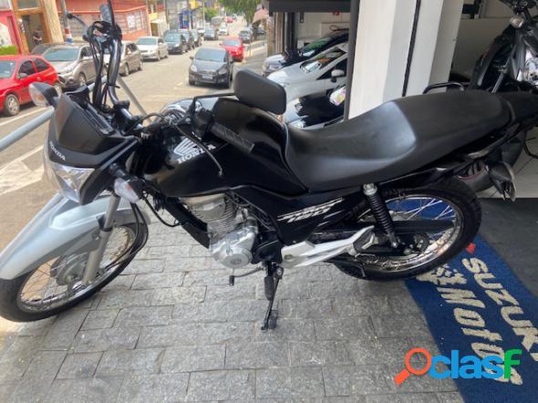 Honda cg 160 start preto 2019 160 gasolina