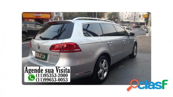 Volkswagen passat variant turbo 2.0 fsi tiptron. 5p prata 2014 2.0 gasolina