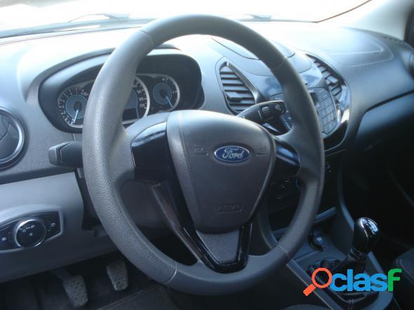 Ford ka+ sedan 1.5 sese plus 16v flex 4p branco 2018 1.5 flex