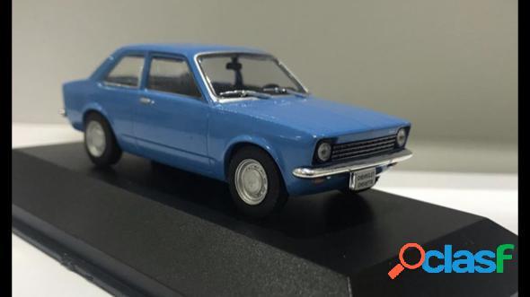 Chevrolet chevette azul 1974 1.4 gasolina