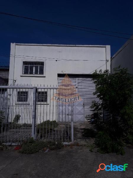 Galpão carrão c/terreno - pé direito alto. 400 mts venda locação