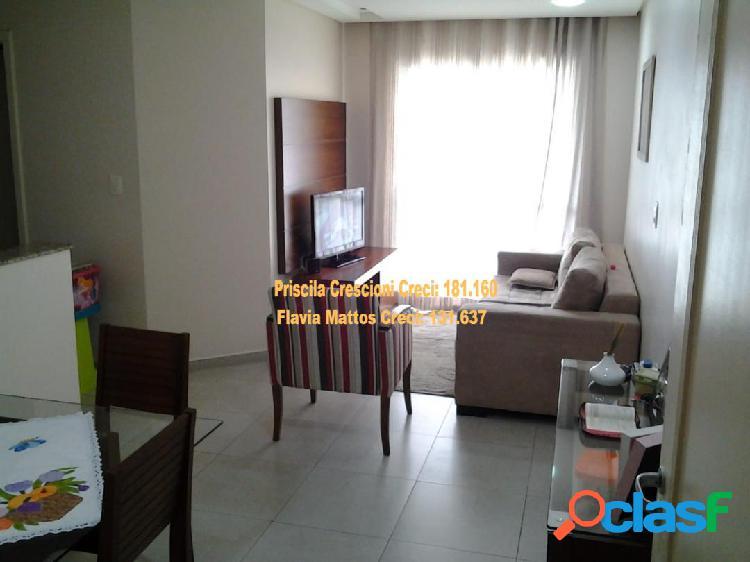 Apartamento pronto para morar - vila leopoldina