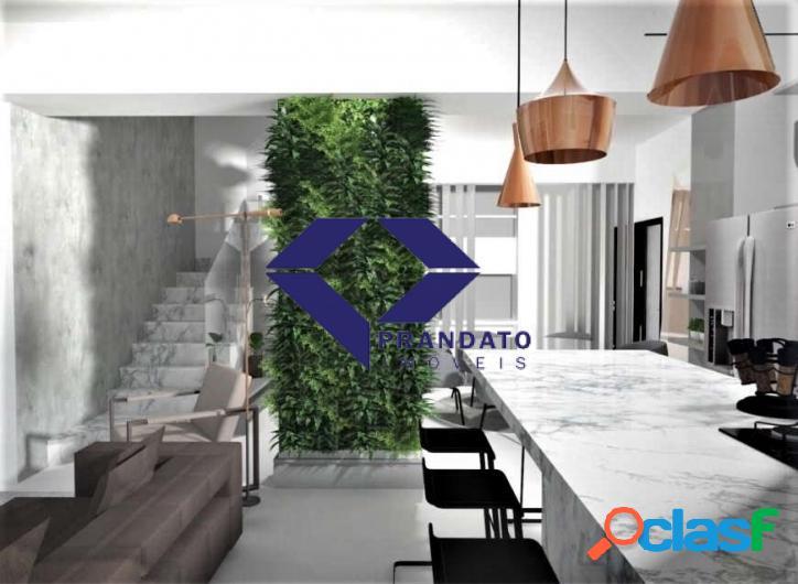 Apartamento Duplex 155 metros quadrados Edifício Horizonte JK 3