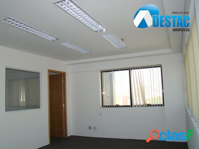 Sala comercial - 46 m2 - 1 vaga