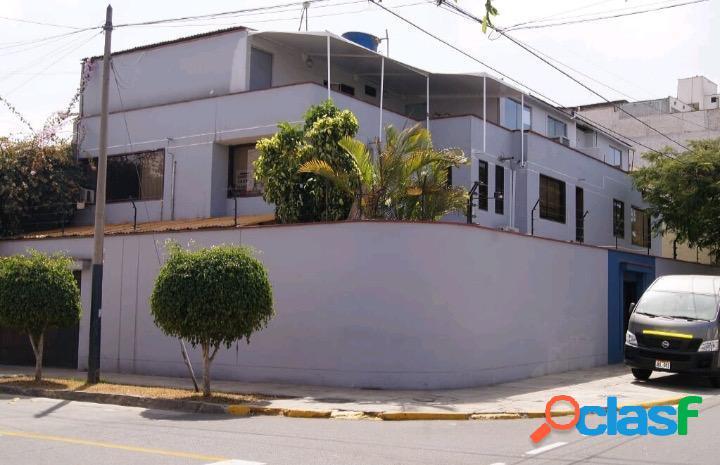 Alquilo casa implementada para oficina - santiago de surco