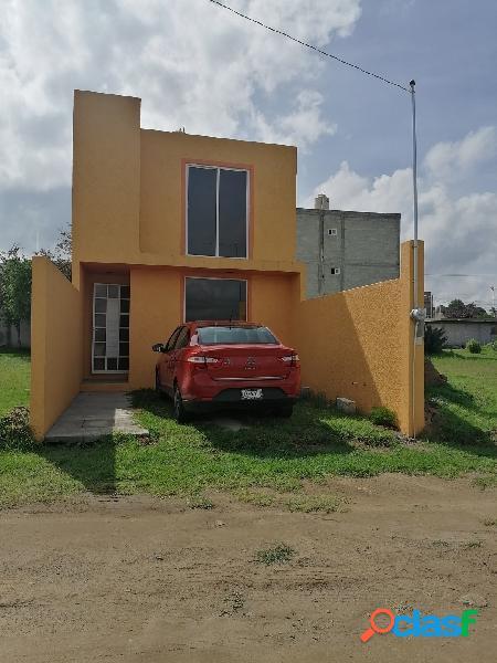 Casa economica en venta de un nivel
