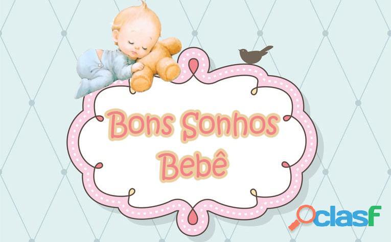 Bons Sonhos Bebê   Guia infalível para ensinar seu bebê a dormir de 0 a 3 anos