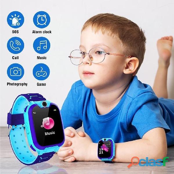 Relógio Gps Infantil, Prova D'água Original 8