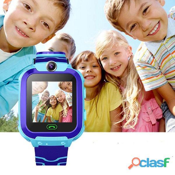 Relógio Gps Infantil, Prova D'água Original 6