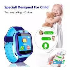 Relógio Gps Infantil, Prova D'água Original 4