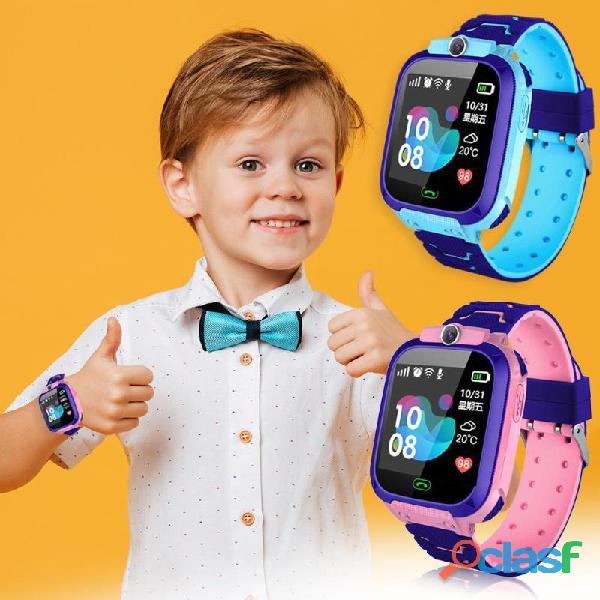 Relógio Gps Infantil, Prova D'água Original 3