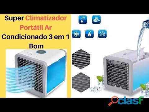 Super Climatizador Portátil ORIGINAL Bivolt 10