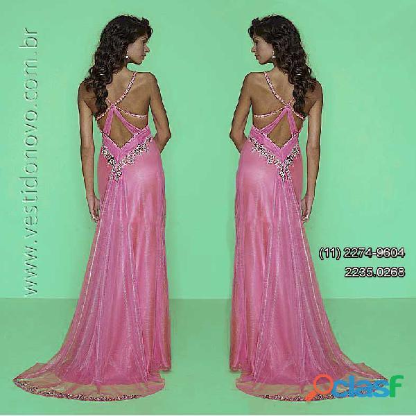 Vestido pink, madrinha de casamento