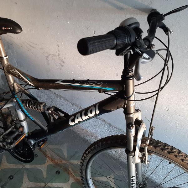 Bicicleta caloi aluminum ks21v