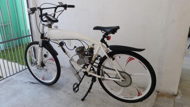 Bicicleta motorizada (bike)