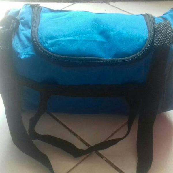 Bolsa sacola de mão de viagem mochila