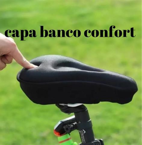 Capa total confort para banco nova