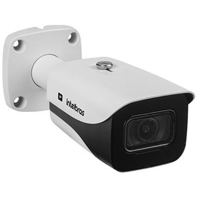 Câmera ip intelbras vip 5850 b ir 50m 2,8mm poe 4k