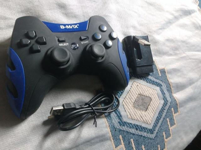 Controle ps1 ps2 ps3 pc notebook raspberry