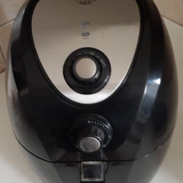 Fritadeira philco air fry inox 3,2litros