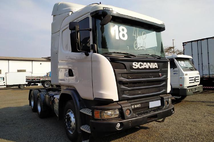 G440 scania - 17/18