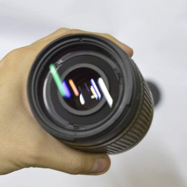 Lente nikon 70-300mm af nikkor f4.0-f5.6 g