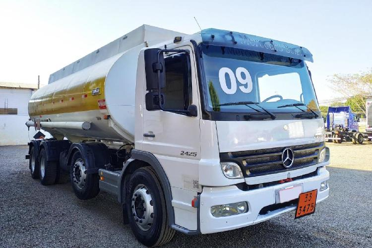 Mb2425 mercedes benz - 09/09
