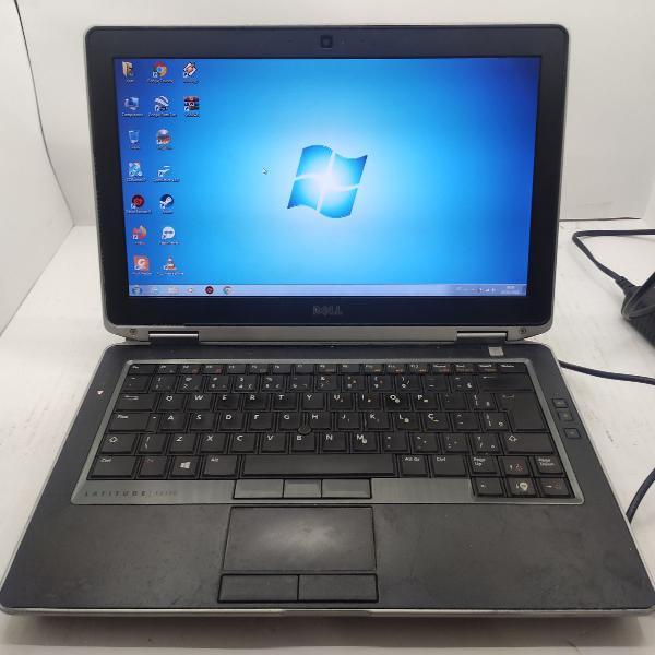 Notebook dell intel i5 latitude e6330 usado (preto) #n26