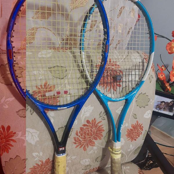 Par de Raquetes para Tênis