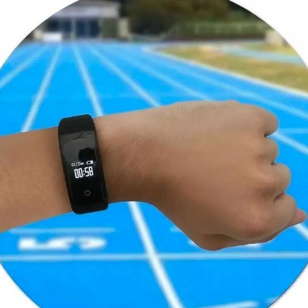 Relógio smartwatch átrio
