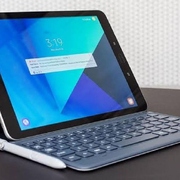 Samsung galaxy tabs3 + capa teclado original