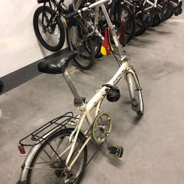 Bicicleta dobravel d60 soul