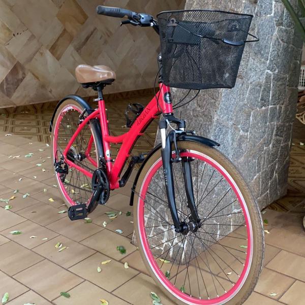 Bicicleta tito urban retrô