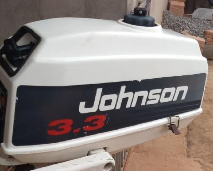 Motor popa jhonson3.3 hp