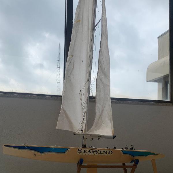 Veleiro modelismo seawind racing yatch
