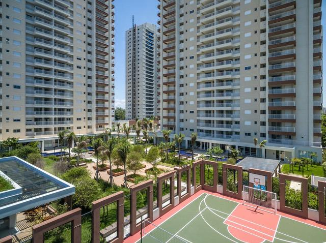 Apartamento na vila anastácio - home club tegra