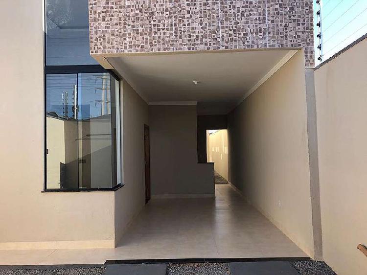 Casa com 3 quartos à venda no residencial flamboyant em