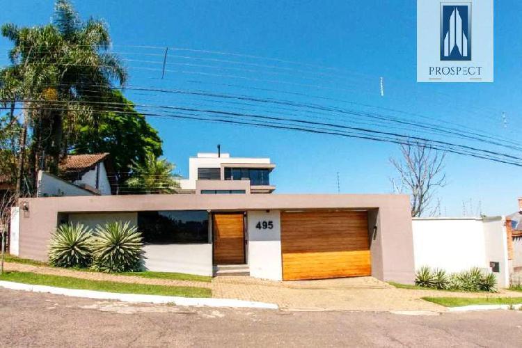 Casa com 4 dormitorio(s) localizado(a) no bairro boa vista
