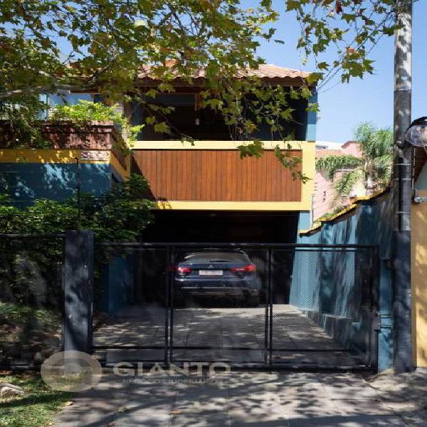 Casa em condomínio para venda em porto alegre, jardim itu