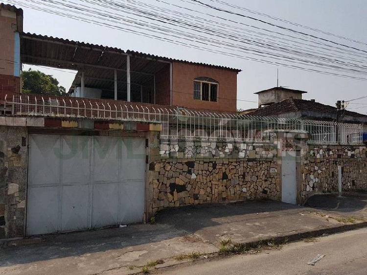 Casa à venda no bairro parque paulista - duque de caxias/rj