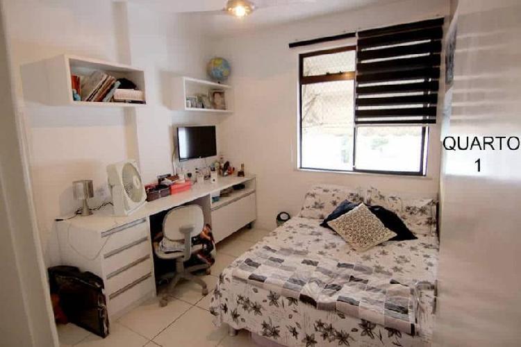 Dream house vende, apartamento em jardim icaraí com 3