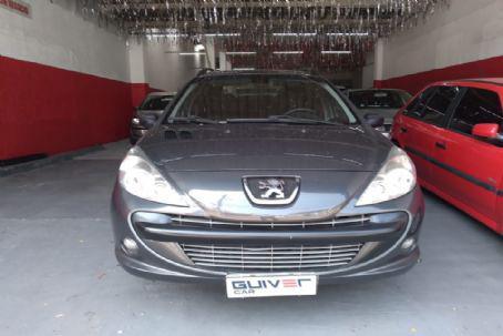 Peugeot-207 sw xr sport 1.4 8v