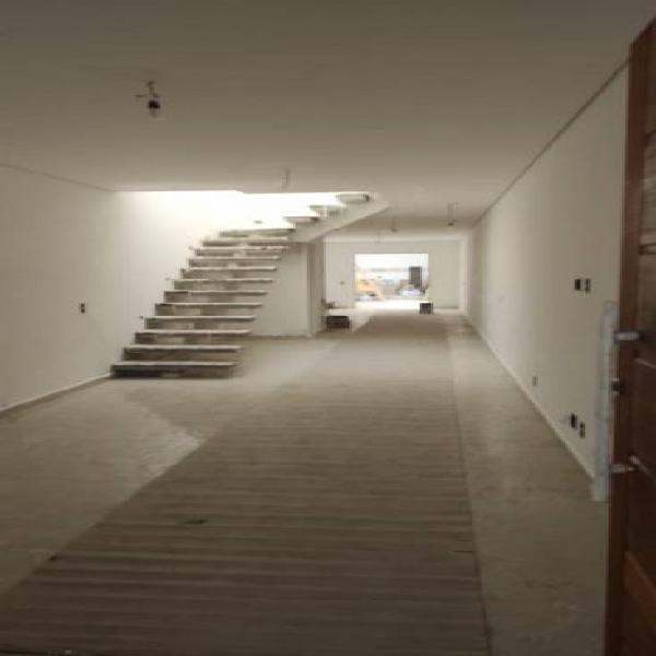 Sobrado novo à venda, 3 suítes 150 m² - perto metrô vila